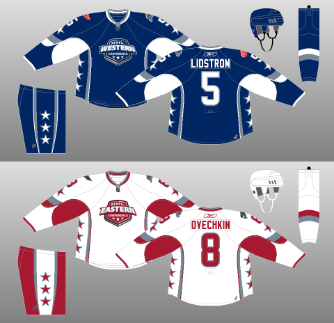 Ranking every NHL All-Star Game jersey of all-time - TheHockeyNews 78c4ef16424