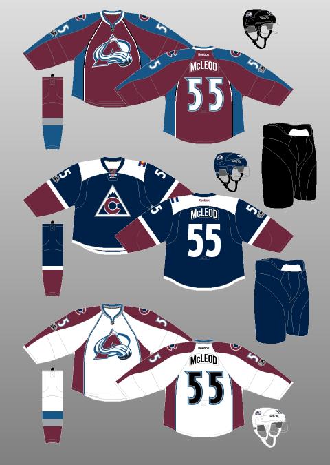 a6182d918 Colorado Avalanche 2015-17 - The (unofficial) NHL Uniform Database
