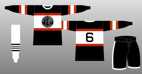 Chicago Blackhawks 1934-35 - The (unofficial) NHL Uniform Database 0e615551b