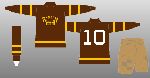 new style a4fde 22e2d Boston Bruins 1924-25 - The (unofficial) NHL Uniform Database