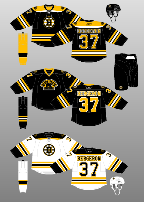 49722753c Boston Bruins 2008-16 - The (unofficial) NHL Uniform Database