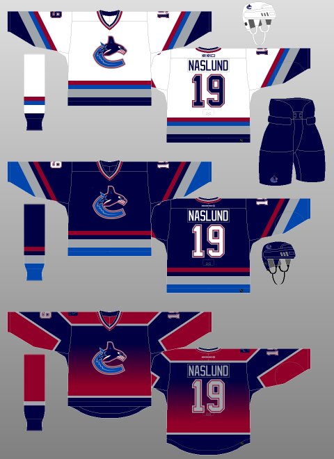 Vancouver Canucks 2001-03 - The (unofficial) NHL Uniform Database 919263d58