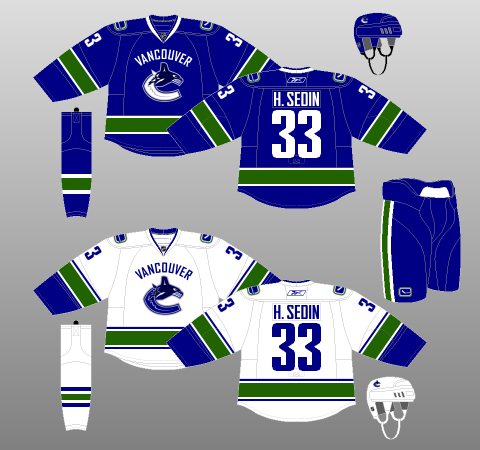 Vancouver Canucks 2007-08 - The (unofficial) NHL Uniform Database a1879b03d