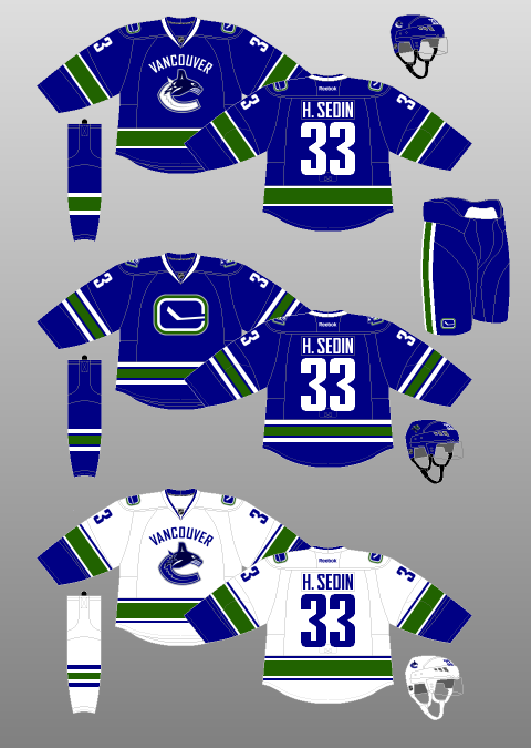 nhl teams and jerseys