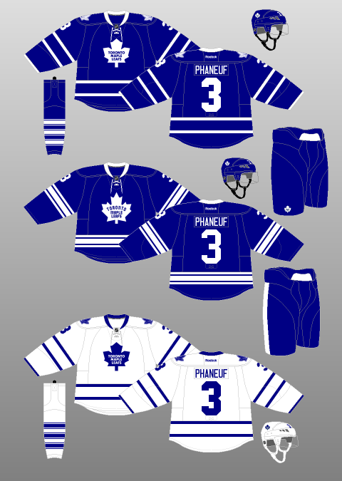 reputable site f3340 a1f74 2015-16 Toronto Maple Leafs - The (unofficial) NHL Uniform ...
