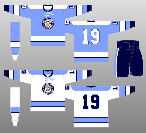 Pittsburgh Penguins 1968-70 - The (unofficial) NHL Uniform Database 8702814c9