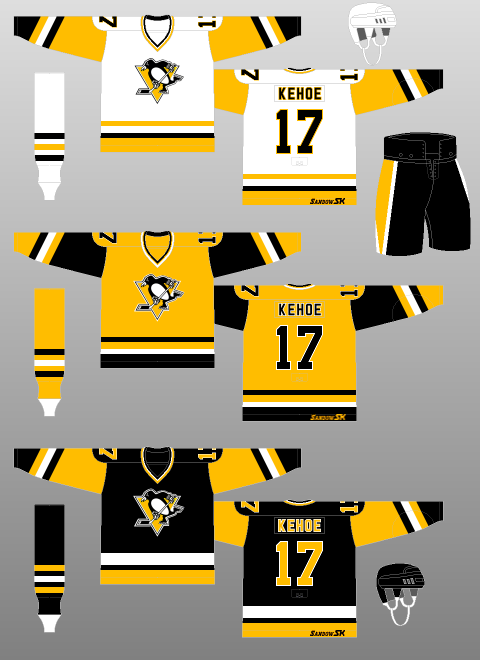 Pittsburgh Penguins 1980-81 - The (unofficial) NHL Uniform Database bdfe42456