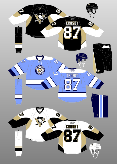 Pittsburgh Penguins 2008-11 - The (unofficial) NHL Uniform Database 69768681c
