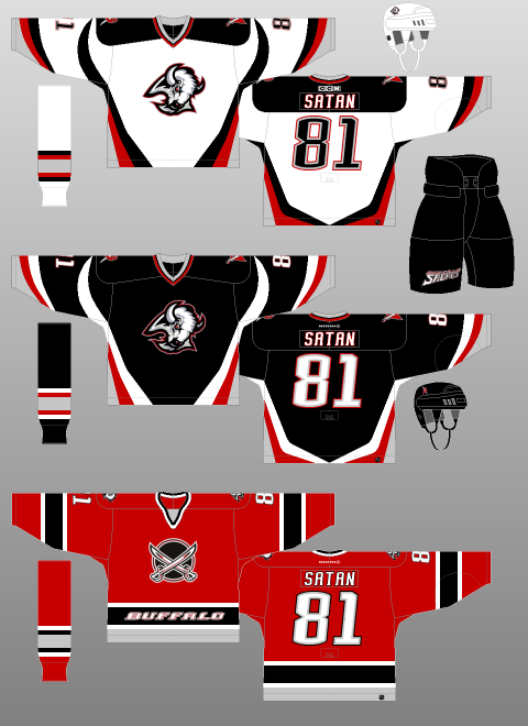 buy popular e0da6 1b7bc Buffalo Sabres 2000-06 - The (unofficial) NHL Uniform Database